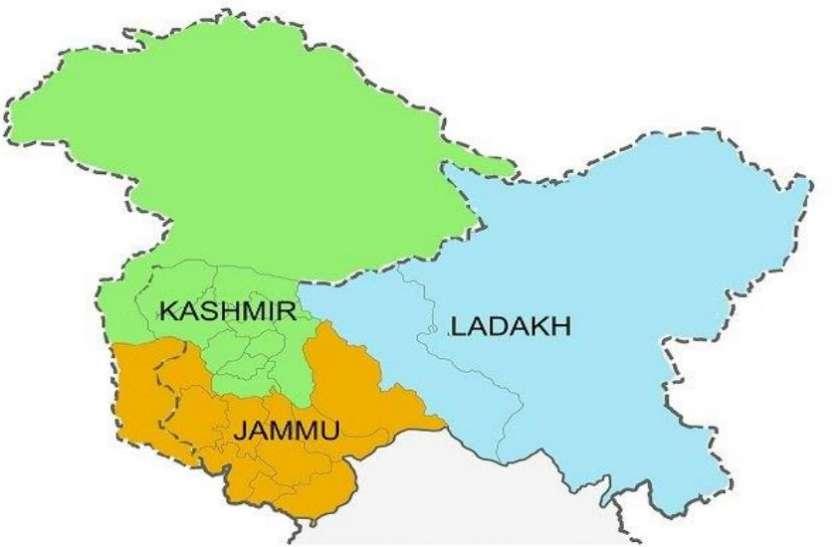 जम्मू-कश्मीर: अगले साल पूरा होगा परिसीमन, अनुसूचित जाति के लिए पहली बार सीटें आरक्षित