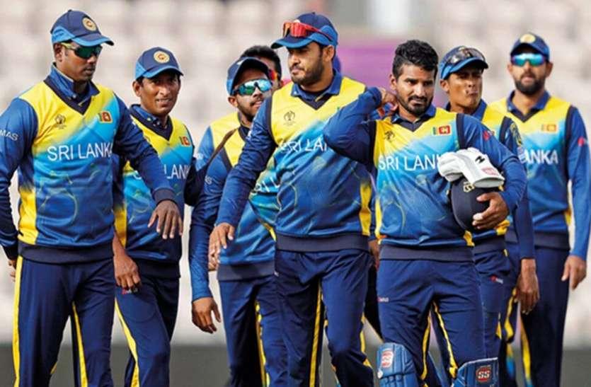 भारत के खिलाफ सीरीज खेलने से श्रीलंकाई क्रिकेट बोर्ड को होगी 90 करोड़ की कमाई
