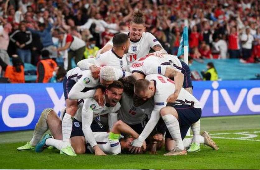 यूरो कप के फाइनल में इंग्लैंड 55 साल का खिताबी सूखा खत्म करना चाहेगा