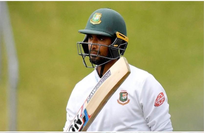टेस्ट मैच के बीच अचानक सन्यास की घोषणा कर बांग्लादेश के ऑलराउंडर महमुदुल्लाह ने सबको चौंकाया