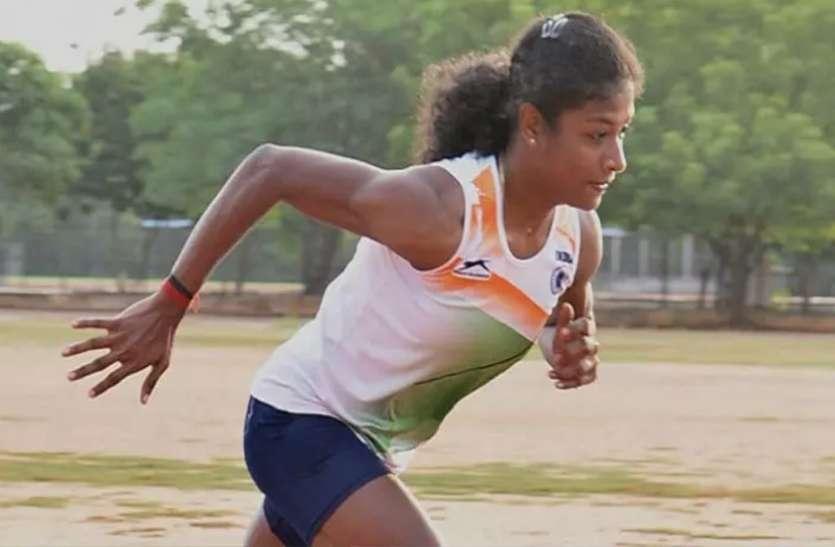 रेवती के पास नहीं जूते खरीदने के पैसे, दौड़ती थी नंगे पैर, अब ओलंपिक में करेंगी भारत का नाम रोशन