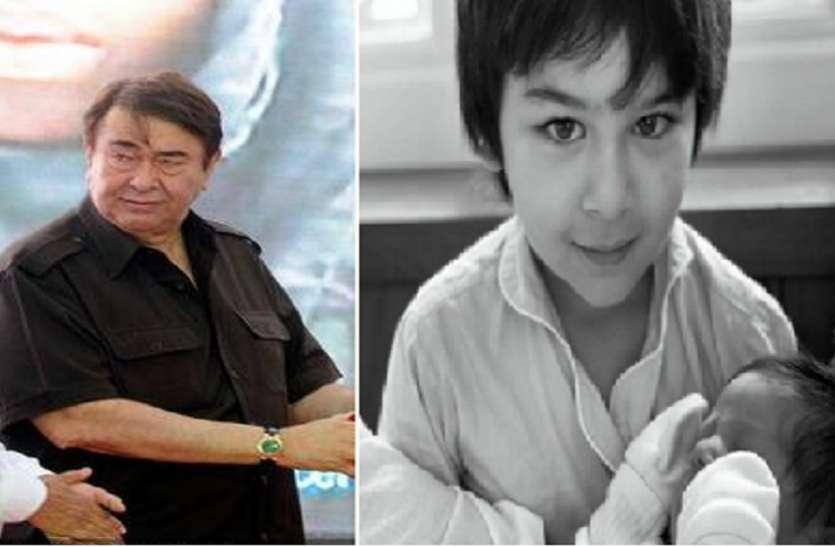 randhir kapoor confirms Saif kareena named his younger son jeh