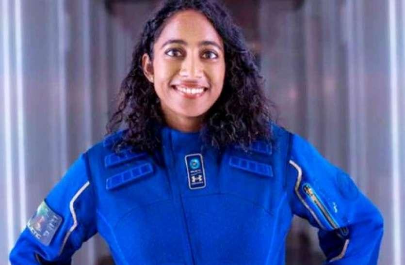 Indian Origin Aeronautical Engineer Sirisha Bandla Will Fly Into Space