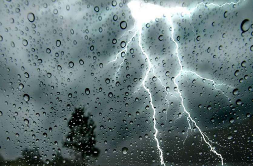 मौसम विभाग का यूपी के कई जिलों में पूरे हफ्ते झमाझम बारिश का अलर्ट