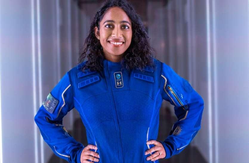 सुर्खियों में: भारत की एक और बेटी आज भरेगी अंतरिक्ष में उड़ान, करेंगी शोध