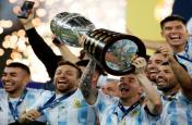 कोपा अमेरिका: 28 साल बाद अर्जेंटीना ने जीता खिताब, मेसी का सपना पूरा