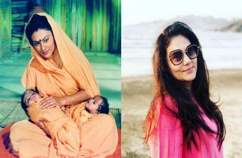 ramayan fame sita aka dipika chikhlia shares pictures in modern look