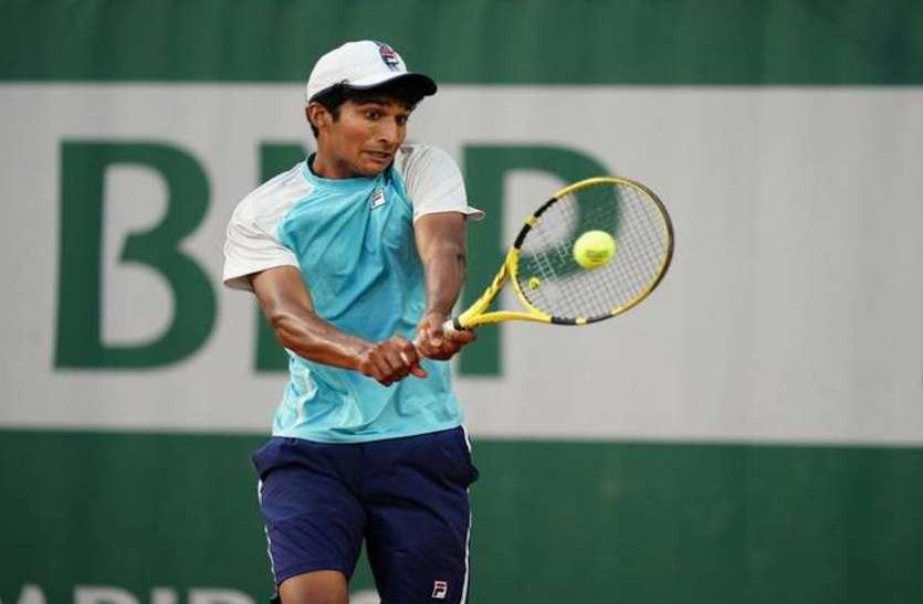 विंबलडन: भारतीय-अमरीकी समीर बनर्जी ने जीता लड़कों का एकल खिताब