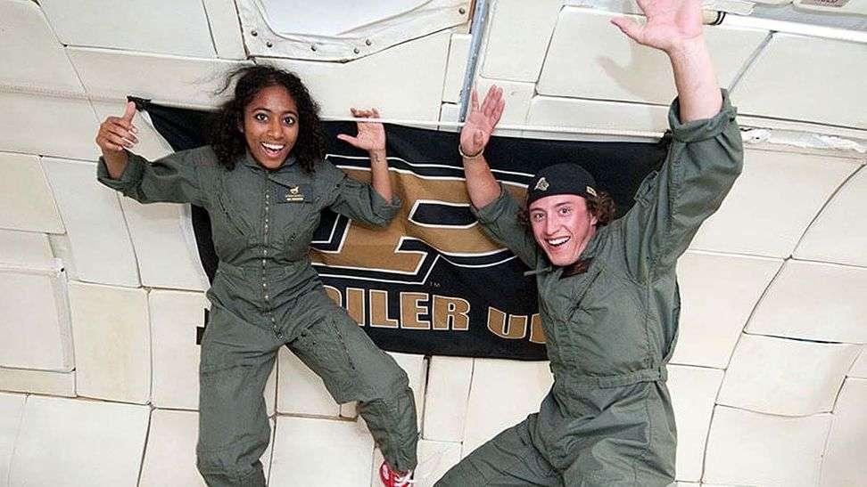सुर्खियों में: आंध्रा की बेटी आज भरेगी अंतरिक्ष में उड़ान, करेंगी शोध