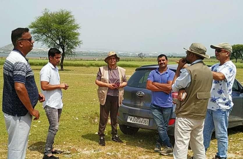 'समृद्ध जैव विविधता की परिचायक है राजसमंद झील'