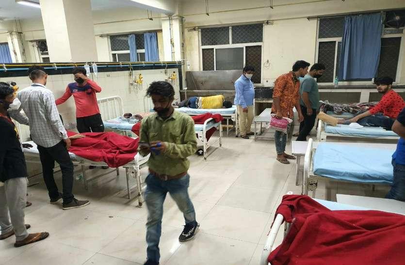 Lightning Strike In Jaipur: बिजली कौंधी और कई चिराग बुझे, सदमे में साथी