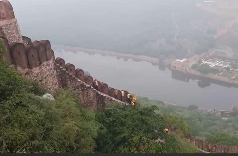 वज्रपात: जयपुर के आमेर में 11 लोगों की मौत, राजस्थान के 6 जिलों में कुल 22 की जान गई