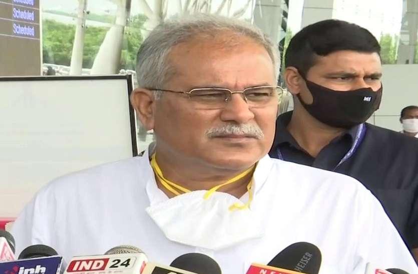 छत्तीसगढ़ के CM भूपेश बघेल बोले- उत्तर प्रदेश में विधानसभा चुनाव की जिम्मेदारी लेने को तैयार