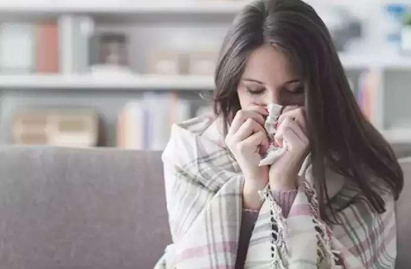 अब खांसी-जुकाम और सर्दी से भी सतर्क रहने की जरूरत, ऐसे रखें अपना ध्यान