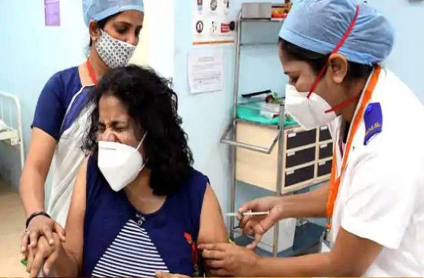 खतरे के संकेत! तीसरी लहर की आहट के बीच फिर घटने लगा कोरोना वैक्सीनेशन - रिपोर्ट