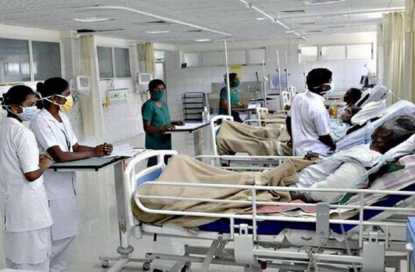 कोरोना संक्रमण कम होते ही अस्पतालों में 3 गुना बढ़े मरीज