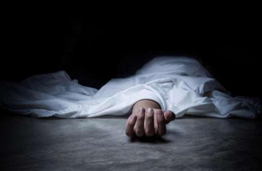 हाउसिंग फॉर ऑल के 12 नंबर प्रोजेक्ट में करंट लगने से कर्मचारी की मौत