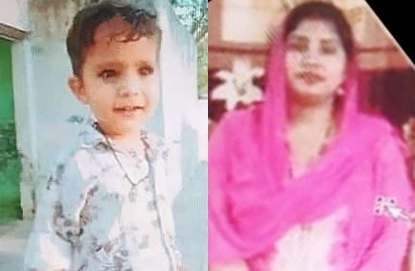 Noida : एक्सप्रेसवे पर भीषण हादसे में बीएसएफ जवान की गर्भवती पत्नी और बेटे की मौत से परिवार में मचा हाहाकार