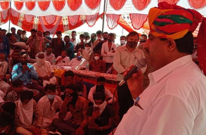 ग्रामीण क्षेत्र में विकास में बजट की नहीं होगी कमी : मंत्री