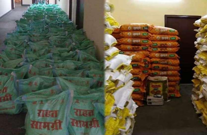 Quick Read: बाढ़ पीड़ितों को दिए जाएंगे खाद्य सामग्री के पैकेट
