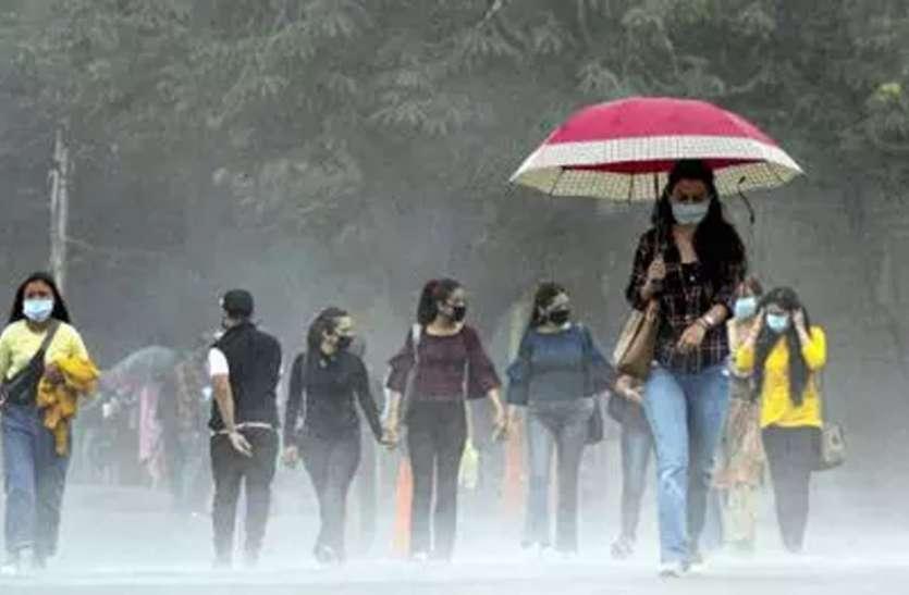 Live Weather Report: मानसून के दिल्ली पहुंचने की उम्मीद, यूपी-बिहार सहित इन राज्यों में बारिश में चेतावनी