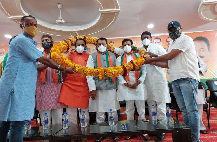 खाद्य मंत्री रीवा में पीडीएस के 33 ट्रक खाद्यान्न घोटाले की करांगे जांच