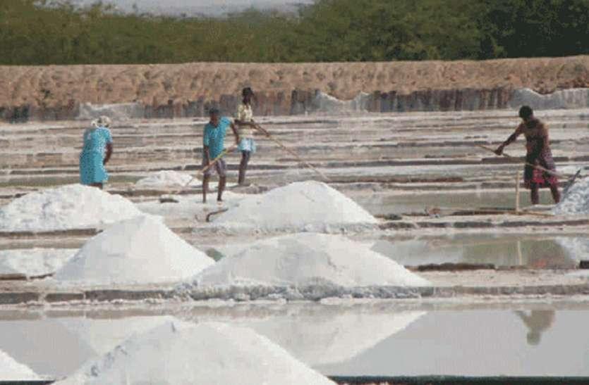 लॉकडाउन के चलते तमिलनाडु का नमक उद्योग प्रभावित, हर साल 25 लाख टन नमक का उत्पादन,  तीस हजार श्रमिकों की रोजी-रोटी पर संकट