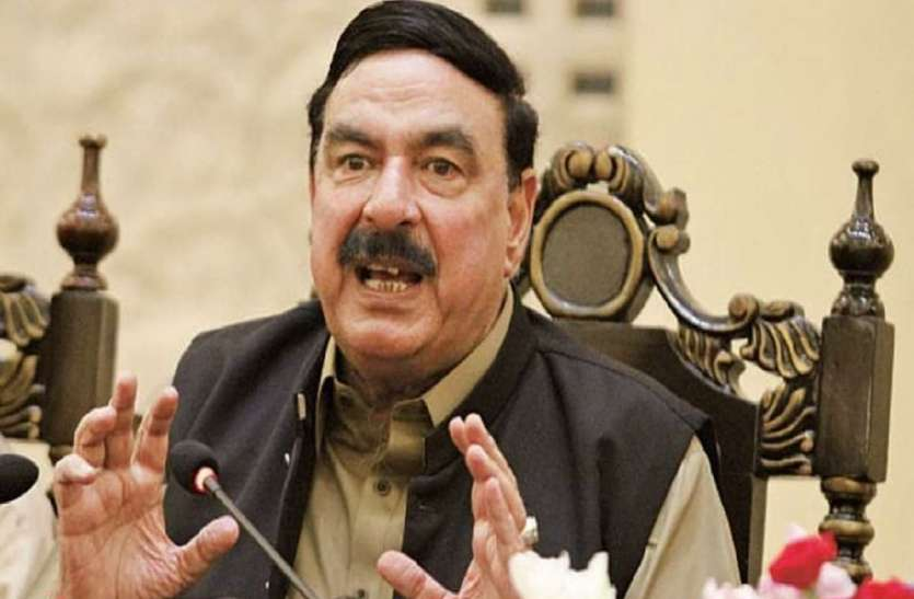 Pak Minister Sheikh Rashid Says India Will Have To Leave Afghanistan