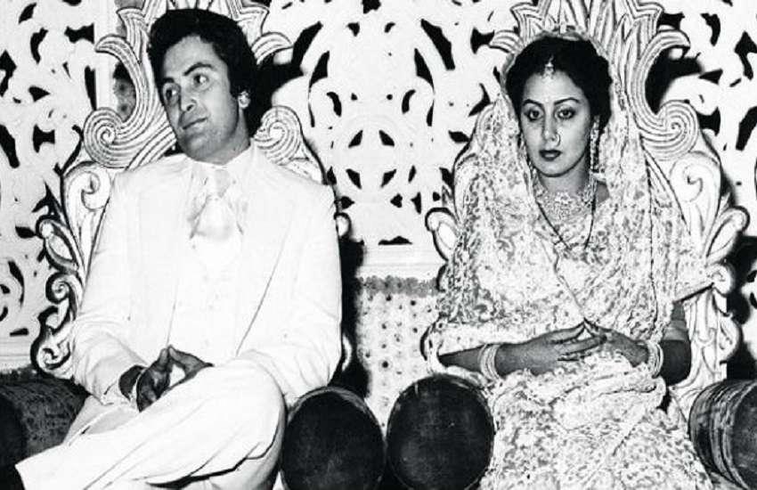 Rishi Kapoor Neetu Kapooor