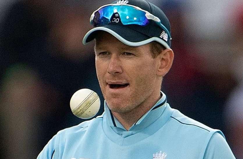 पाकिस्तान के खिलाफ टी 20 सीरीज के लिए मोर्गन की इंग्लैंड टीम में वापसी