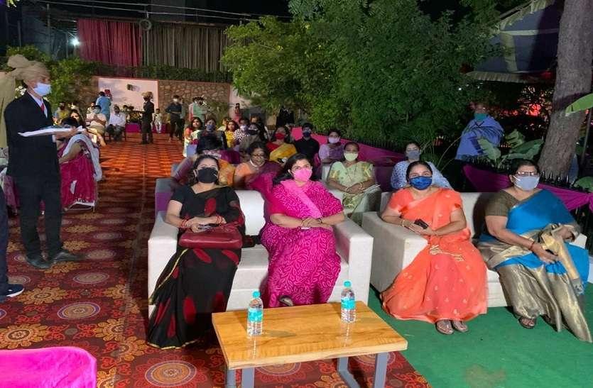 महिला सदन में बेटियों की शादी आज