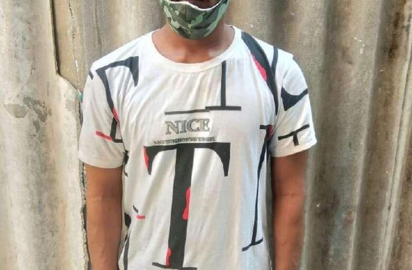 250 ग्राम सोना हड़पने का आरोपी चार साल बाद चेन्नई से गिरफ्तार