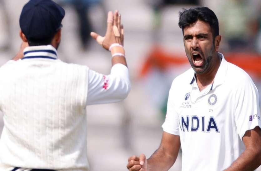 इंग्लैंड के खिलाफ टेस्ट सीरीज से पहले अश्विन ने अंग्रेजों को किया पस्त, 13 ओवर में आधी टीम को किया आउट