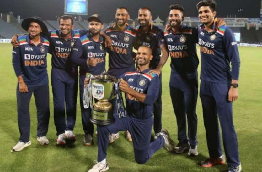 श्रीलंका दौरे पर कई भारतीय खिलाड़ियों को डेब्यू की उम्मीद