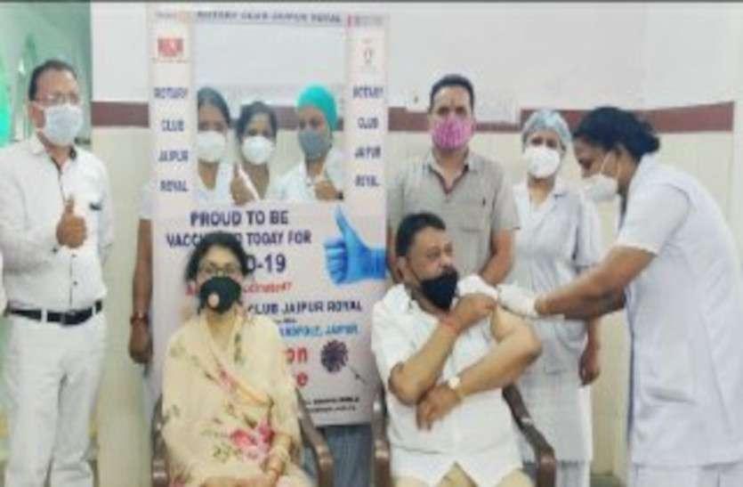 विश्व स्वास्थ्य संगठन ने प्रदेश के कोरोना टीकाकरण अभियान को सराहा