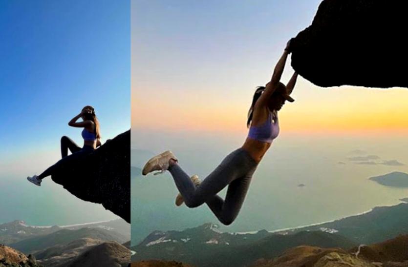 Model Sophia Cheung Die While Taking Selfie In A Hong Kong Park