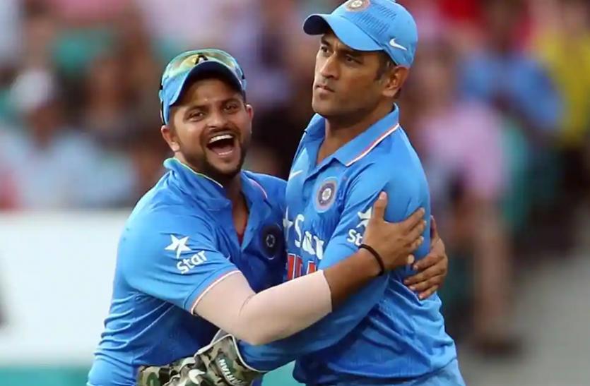 सुरेश रैना ने बताया जब घुटने में चोट लगी थी तो कैसे धोनी ने उन्हें संभाला, शेयर किया पुराना किस्सा