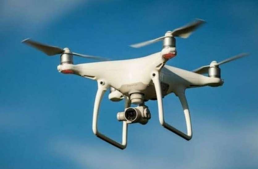 एक्सप्रेस-वे बनने के बाद ड्रोन से मार्केट तक जाएंगे उत्पाद