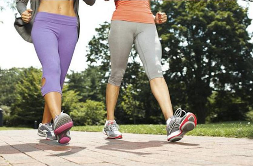 Health Tips: नियमित रूप से 30 मिनट की सैर करना दिल की बीमारियों में फायदेमंद
