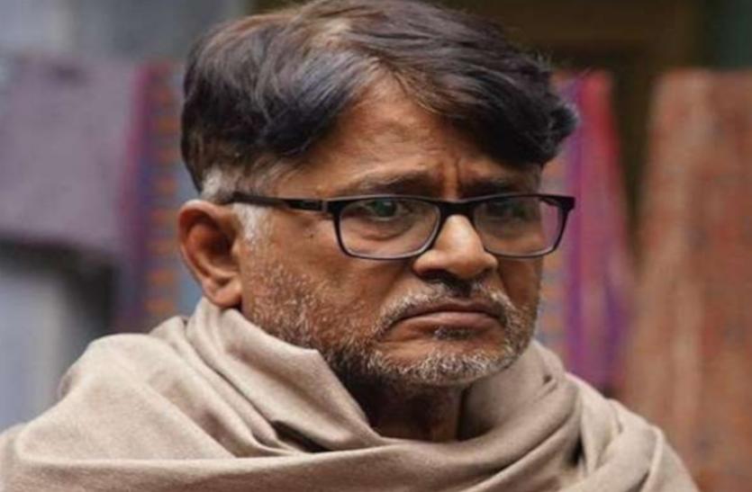 Raghubir Yadav Wife Claims Purnima Actor Not Paying Alimony