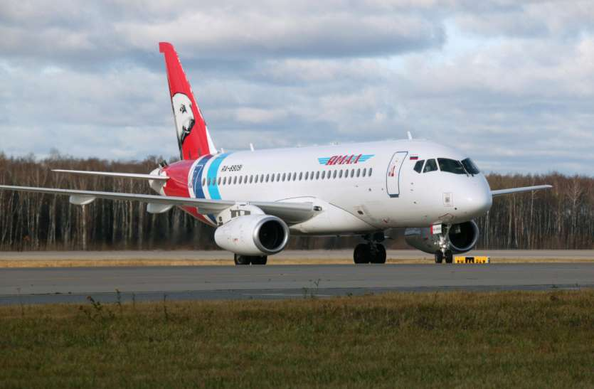 Aircraft Made Emergency Landing In Russia After Engine Failure – Siberia: Russian plane made emergency landing due to engine failure, all 19 passengers safe