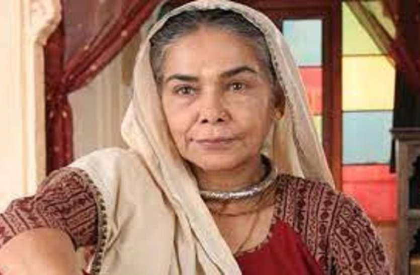 Balika vadhu fame surekha sikri passed away due to cardiac arrest