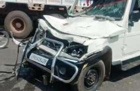 करौली राजस्थान गए फिरोजाबाद के चार श्रद्धालुओं की मौत