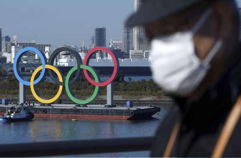 ओलंपिक के दौरान रोजाना होंगे 80,000 कोविड टेस्ट