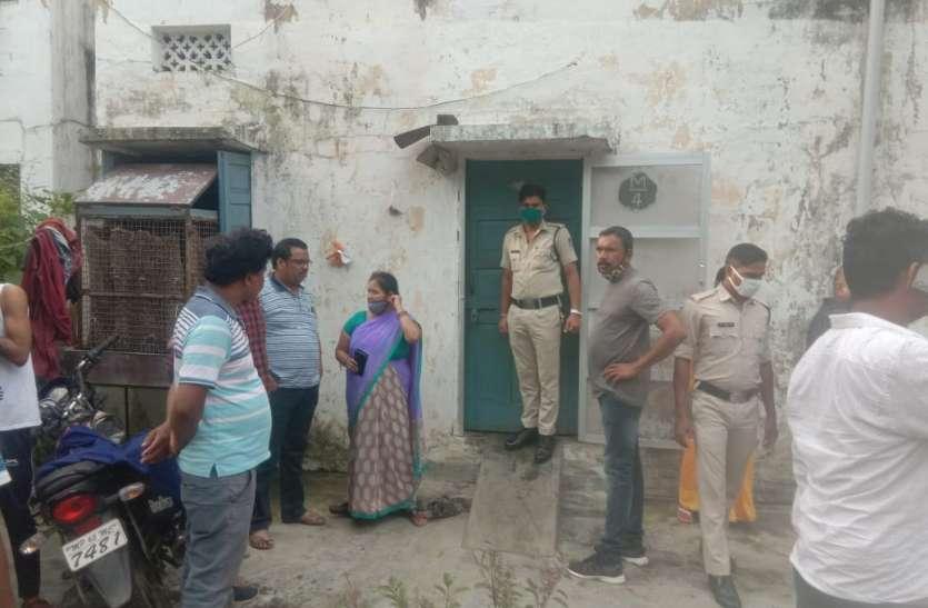 नवविवाहिता का खून से लथपथ घर में मिला शव, जांच में जुटी पुलिस