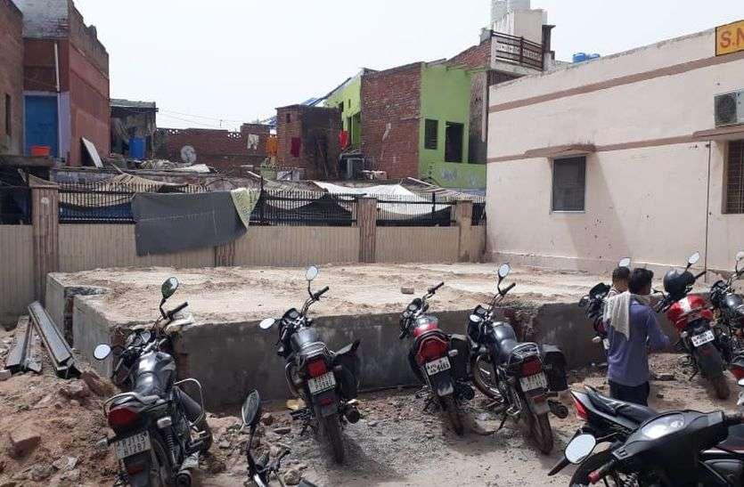 फाउण्डेशन बनाने के बाद ऑक्सीजन प्लांट लगाना भूल गई गेल  इंडिया