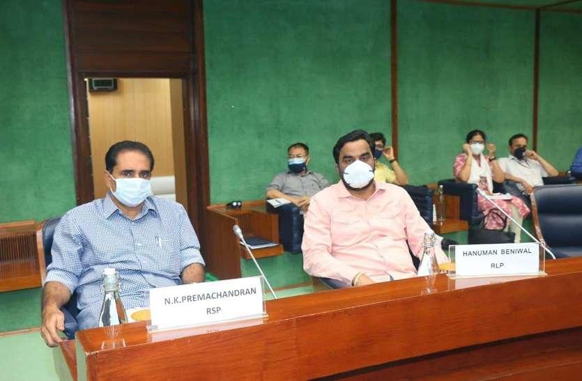 कृषि कानून वापस लेकर किसानों को राहत दे केन्द्र- बेनीवाल