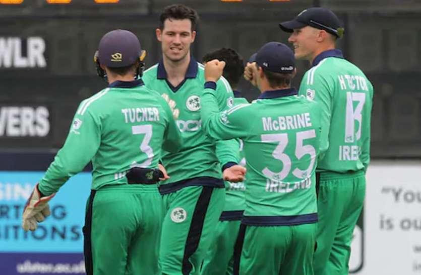 आयरलैंड के 3 खिलाड़ियों पर आईसीसी की संहिता के उल्लंघन के कारण लगा जुर्माना