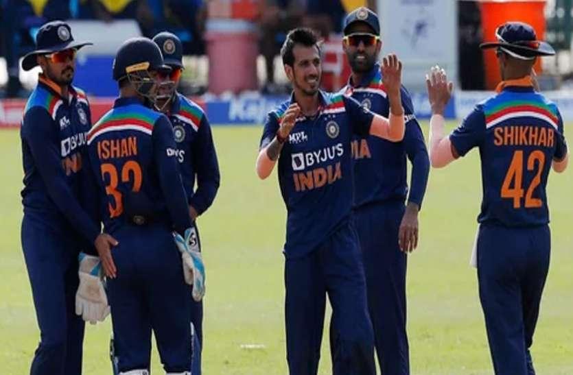 IND vs SL Ist ODI Match : शिखर धवन की यंग ब्रिगेड ने श्रीलंका को पहले वनडे मैच में 7 विकेट से हराया