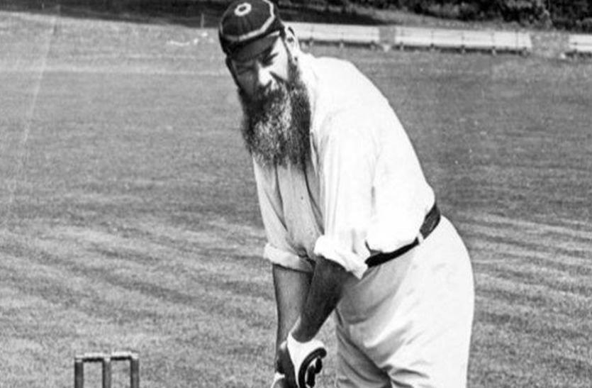 बर्थडे स्पेशल: क्रिकेट के 'डॉक्टर' ग्रेस, जिन्होंने मैदान पर रचे कई कीर्तिमान